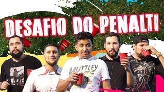 FUTVODKA | DESAFIO DE PENALTI COM SABÃO