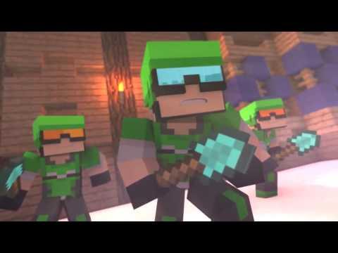 Minecraft **Игра в сплиф** мульт