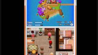 Harvest Moon: Sunshine Islands - Spring 30, Year 1 - End of Spring (part 1 of 2)
