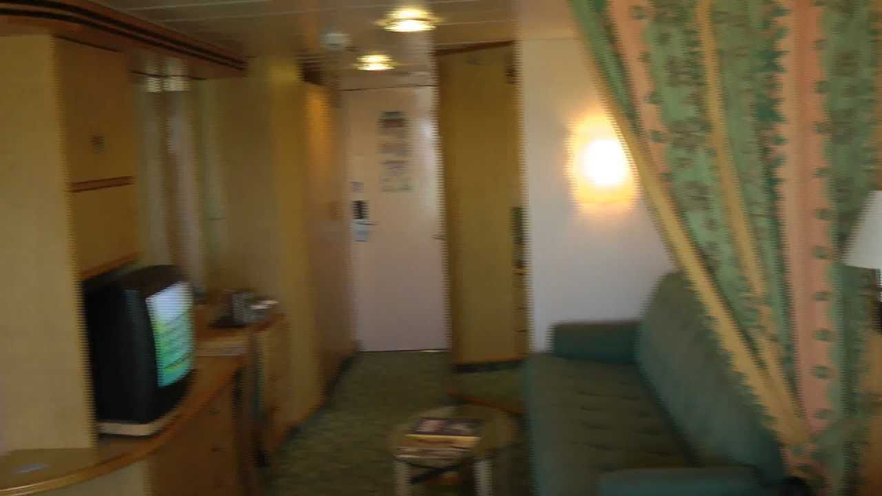 Mariner Of The Seas Deluxe Ocean View Stateroom With