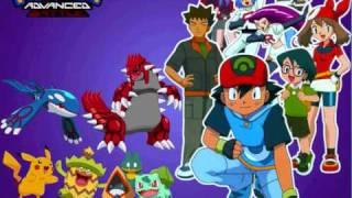 Pokemon Advanced Battle full theme song