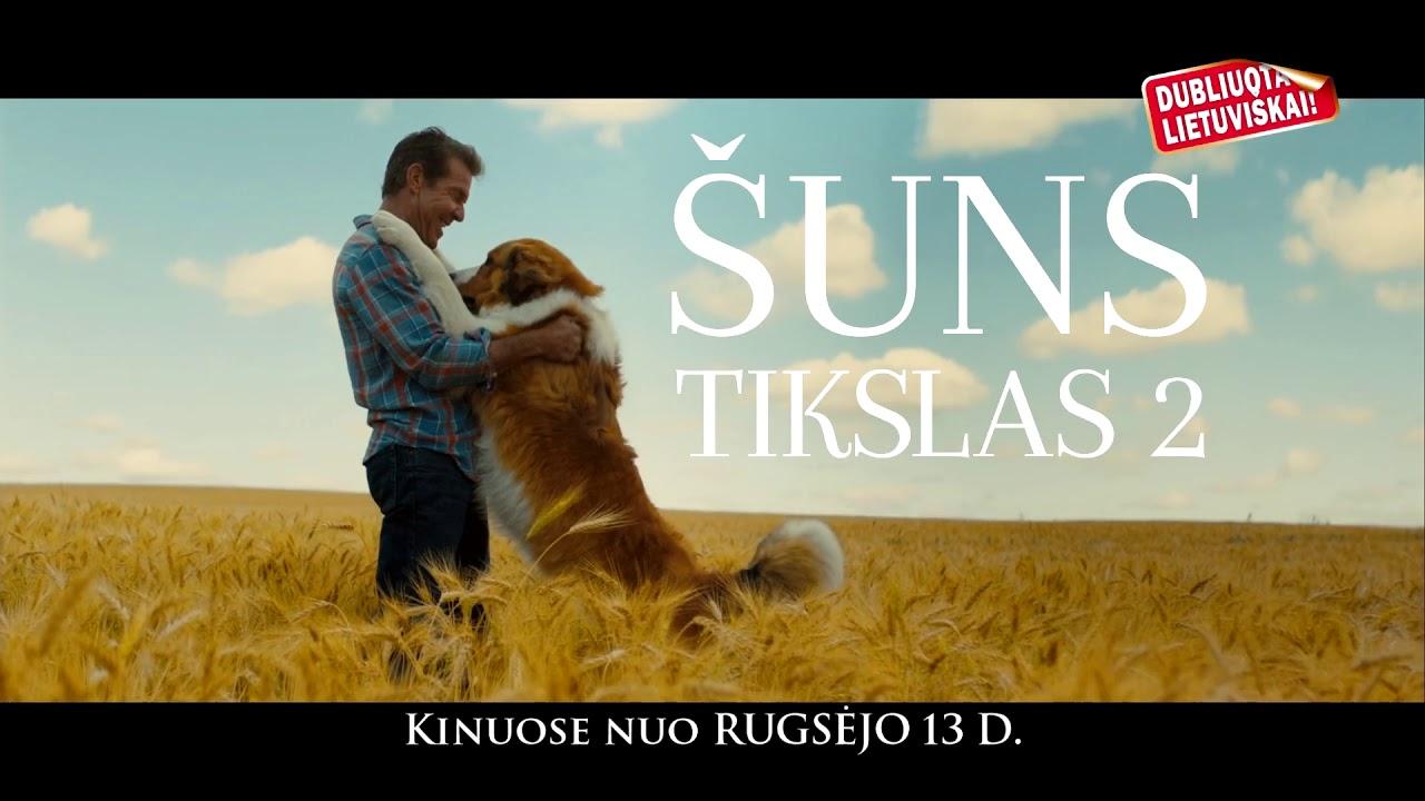 Lietuviškai dubliuotas filmas šeimai - ŠUNS TIKSLAS 2 - kinuose greitai