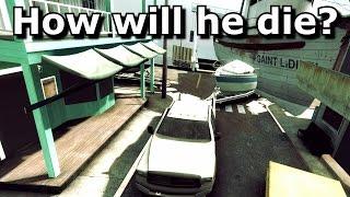 How will he die? Episode 38