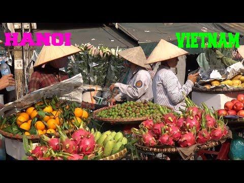 Vietnamese Cuisine, Hanoi, Vietnam, Street Food in Vietnam