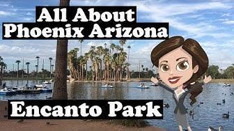 Encanto Park - Enchanted Island - Phoenix Arizona