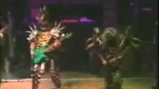 Gwar - Crack in the egg - Live (1997)