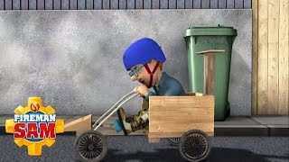 Fireman Sam Official: Norman's Cart Is On The Loose!