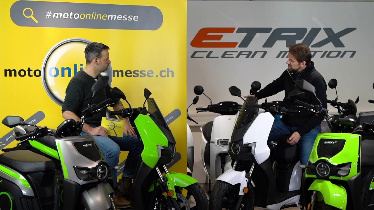 Etrix: Seit 10 Jahren elektrisch mobil