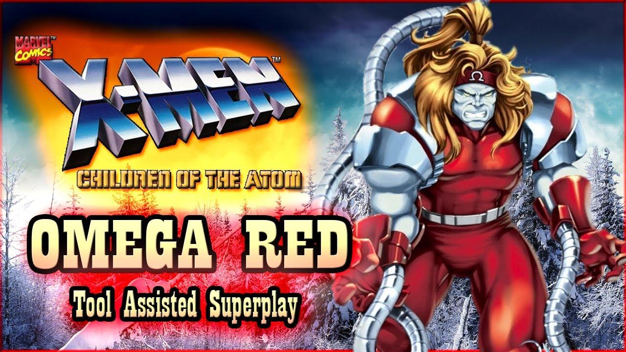 【TAS】X-MEN CHILDREN OF THE ATOM - OMEGA RED