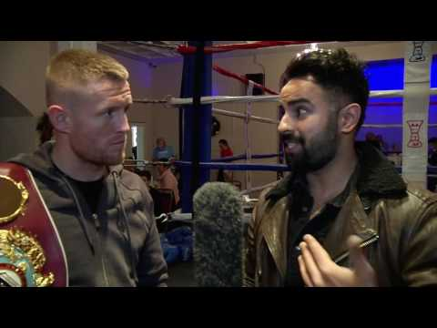 Interview with Terry Flanagan and Thomas McDonagh