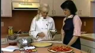 Georgia Grille, Karen Hilliard Makes Strawberry Pizza