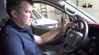 видео Автомобиль скоря помощь  Hyundai H1