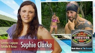 Survivor Cagayan Episode 8 Recap: Interview with Sophie Clarke