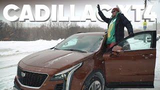 Cadillac XT4 - Большой тест-драйв