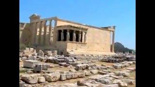 Акрополь. Афины. Греция. Parthenon. Acropolis.Athens(http://tour-greece.com/ Выбирайте сами, где Вам отдыхать!Акрополь однозначно стоит посетить!Хорошо видный со всех..., 2015-10-06T21:44:08.000Z)