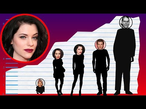 How Tall Is Jessica De Gouw?  Height Comparison!