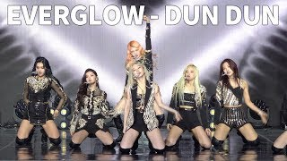 Gambar cover 【4K FULL】 에버글로우(EVERGLOW) - 'DUNDUN' (던던) STAGE @'reminiscence' SHOWCASE STAGE