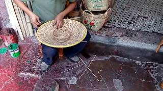 Bamboo Handcraft in Dongguan