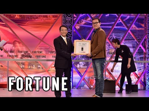 Fortune China Innovation Awards Presentation I Fortune