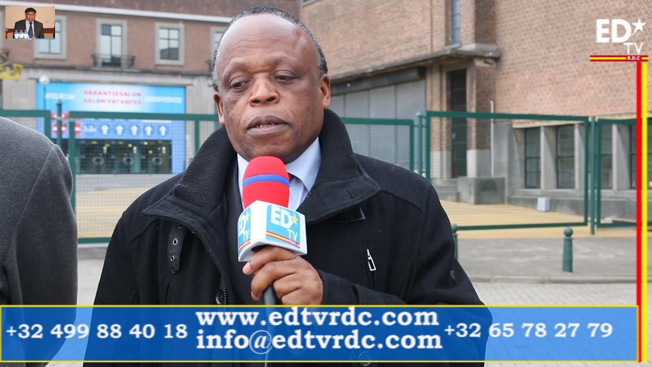 PROGRAMME OFFICIEL D'HOMMAGE AU PRESIDENT ETIENNE TSHISEKEDI EN BELGIQUE