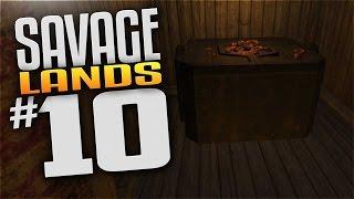 Savage Lands Gameplay - EP 10 - SWORD & SHIELD! (Let