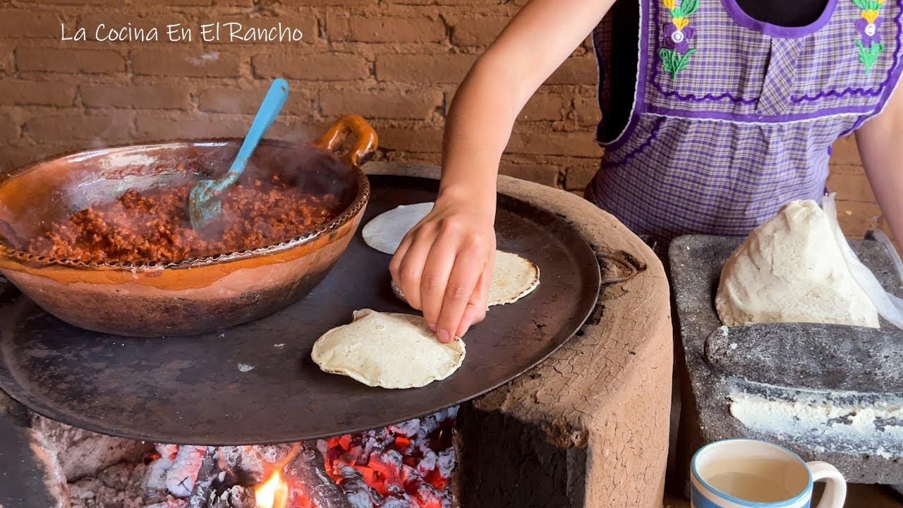 Download Tacos Al Pastor de Soya Bien Buenos La Cocina En El Rancho