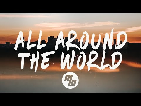 BRKLYN  All Around The World Lyrics  Lyric  feat Lenachka