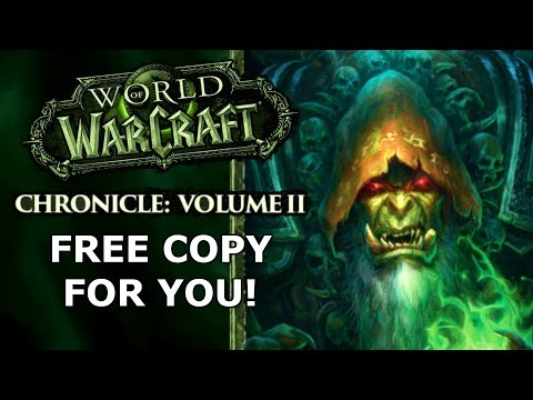 world-of-warcraft-chronicle-volume-2-review-&-giveaway!