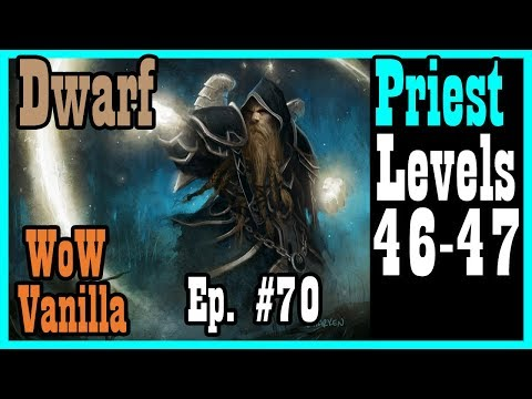 The Legend Returns: The Vanilla Dwarf Shadow Priest Ep #70 [Vanilla World of Warcraft Let's Play]