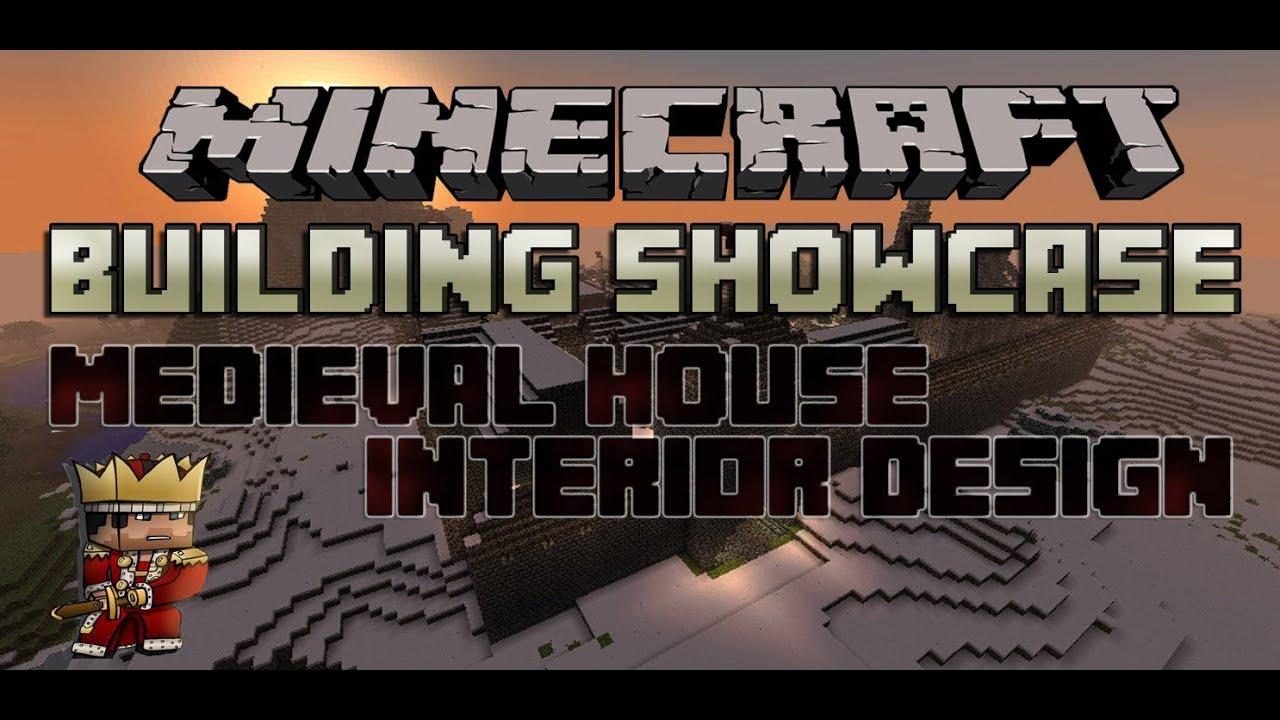 Minecraft Building Showcase Medieval House 1 Interior Design 161