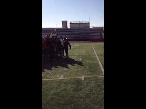 Marine Corps IST Drill Instructors take over