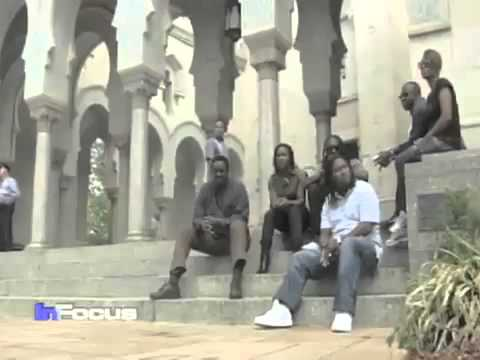SENEGALESE ARTISTS IN THE USA by Khalil GUEYEmp4