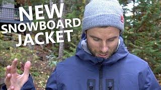 My New Snowboard Jacket - Volcom Stone