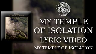 【Black Metal】Chiral - My Temple Of Isolation (HD Lyric Video)