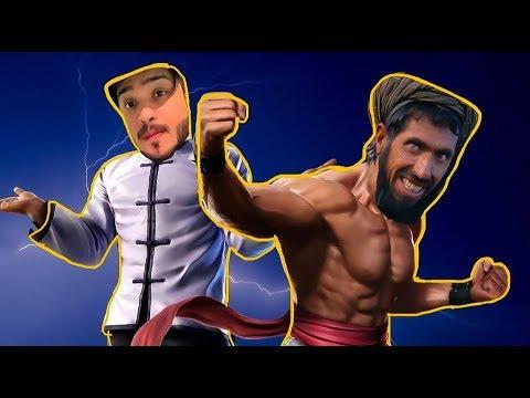 Tekken 7: Sayf vs Khan Saab  