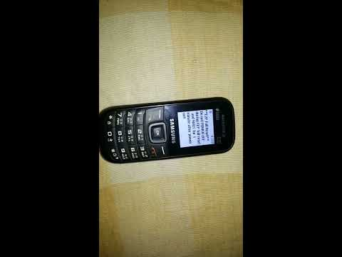 Samsung E1070 Video Clips
