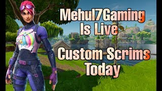 Asia Custom Scrims Live | 2K Vbucks Giveaway | Fortnite India | 310+ Wins| 8.8k+ Kills |! giveaway