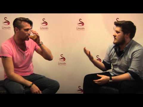 Basshunter Interview