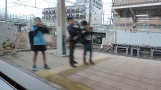 東武東上線 側面展望 和光市→志木