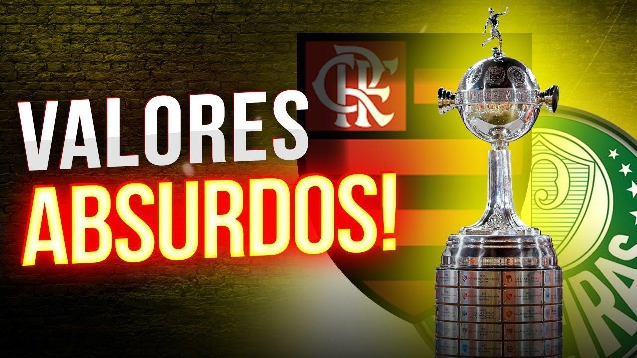 Download INGRESSOS COM VALORES ABSURDOS PRA FINAL DA LIBERTADORES! DESRESPEITO COM O TORCEDOR!