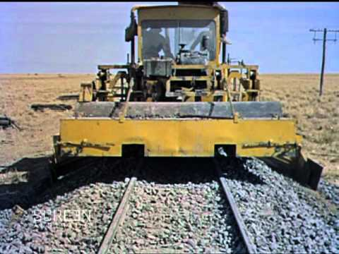 Transport in Australia: Railways At Work