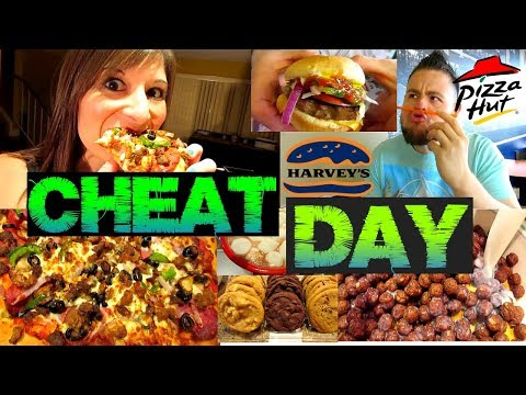couple-vs.-the-greatest-cheat-day!!!