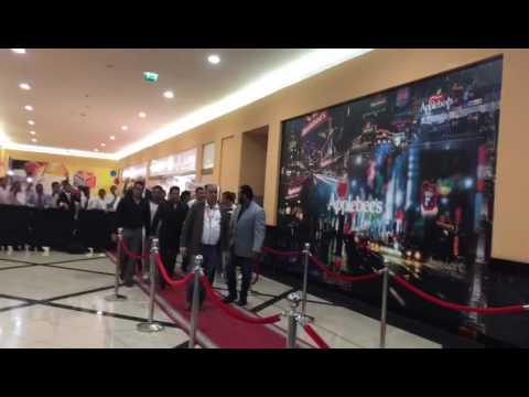 Salman Khan in Dubai 16 May 2017 (Arabian center)