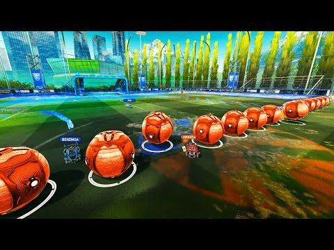 how to play 1v1 lical rocket league