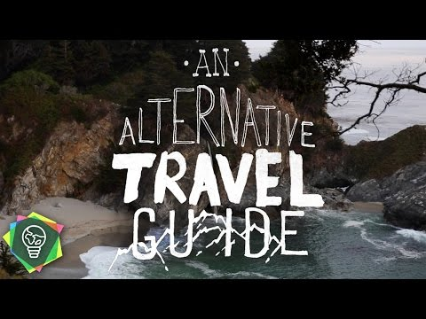 An Alternative Travel Guide | New Age Creators
