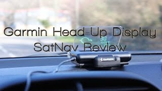 Garmin Head-Up Display SatNav Review