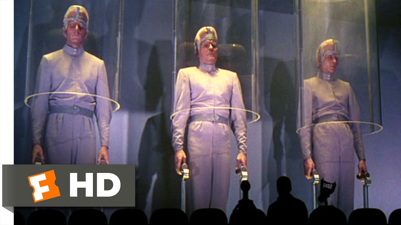 Download Mystery Science Theater 3000: The Movie (7/10) Movie CLIP - A Flock of Seagulls (1996) HD