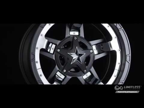 Limitless wheels (Rockstar) by pickup4x4.eu