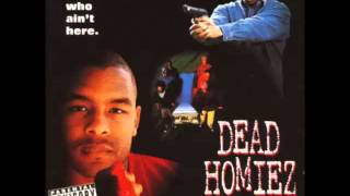 Dead Homiez - Soundtrack from the movie