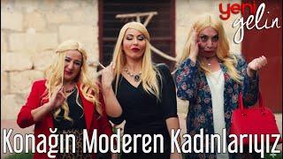 Konağın Moderen Kadınları ve Başlarına Gelenler -  Yeni Gelin